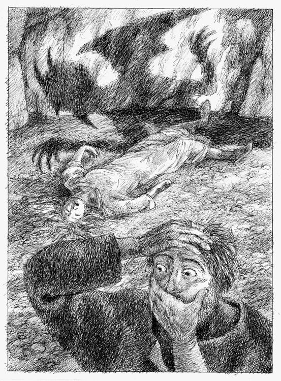 Riquilda morta. Història de Joan Garí ermità de Montserrat